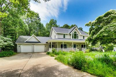 Stevensville MI Single Family Home For Sale: $790,000