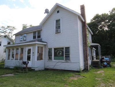 Dowagiac Single Family Home For Sale: 206 S Lowe Street