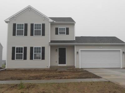 Vicksburg Single Family Home For Sale: 1623 Ives Mill Lane