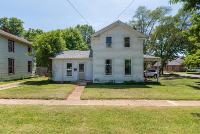 Allegan County Single Family Home For Sale: 306 Court Street