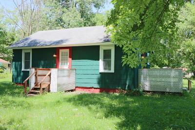 Dowagiac Single Family Home For Sale: 24786 Wayne Street