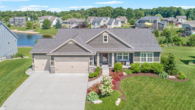 Grand Haven, Spring Lake Single Family Home For Sale: 12916 Sweetbriar Drive