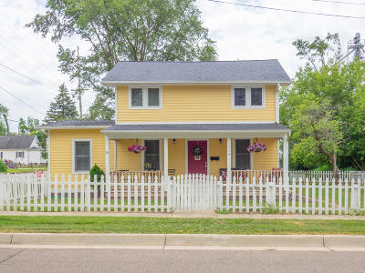 Three Oaks Single Family Home For Sale: 114 Maple Street