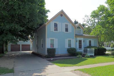 Schoolcraft Single Family Home For Sale: 410 N Cedar Street