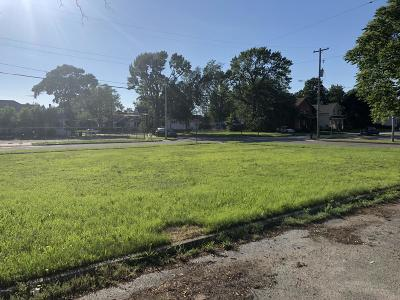 Muskegon Residential Lots & Land For Sale: 153 Houston Avenue