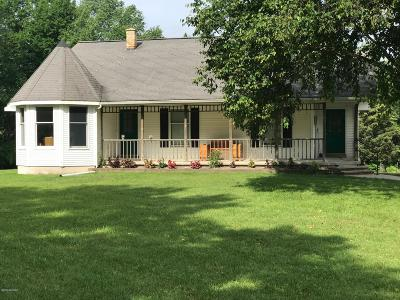 Ludington Single Family Home For Sale: 3333 S Brye Road