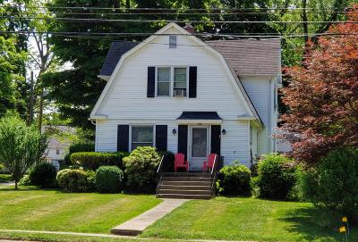South Haven MI Single Family Home For Sale: $243,000