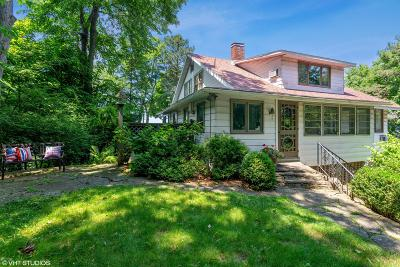 New Buffalo MI Single Family Home For Sale: $995,000