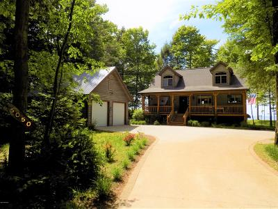 Single Family Home For Sale: 5050 Fox Farm Road