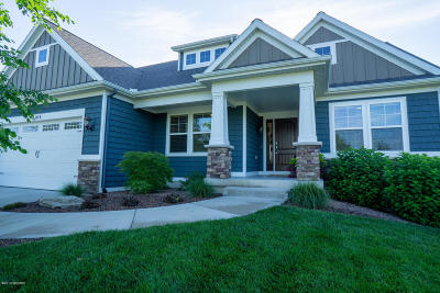 Single Family Home For Sale: 8164 Mid Park Drive