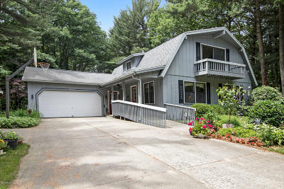 Holland, West Olive Single Family Home For Sale: 3325 Elderwood Avenue