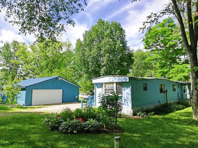 White Cloud Single Family Home Active Contingent: 735 W Mohawk Trail
