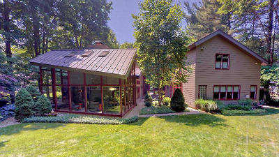 Allegan County Single Family Home For Sale: 2537 Lakeshore Drive