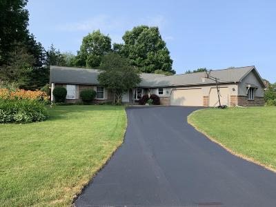 Single Family Home For Sale: 6890 Vista Grande Drive NE