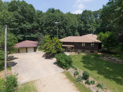 Vicksburg Single Family Home For Sale: 5363 E S Avenue