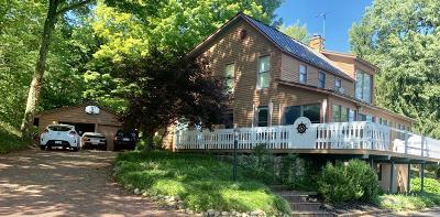 Dowagiac Single Family Home For Sale: 55945 Inn-D-Inn Drive