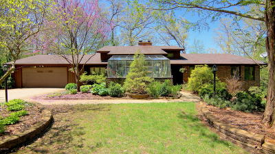 Berrien Springs Single Family Home For Sale: 6926 Long Lake Road