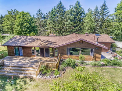 Whitehall Single Family Home For Sale: 2039 Duck Lake Road