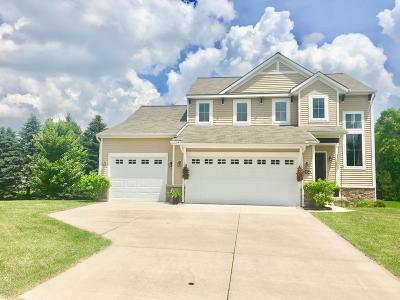 Rockford Single Family Home For Sale: 7334 Danboro Avenue NE