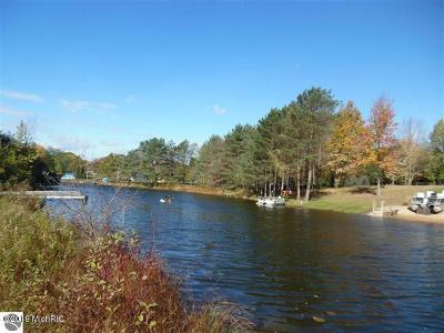 Evart Residential Lots & Land For Sale: 9812 Cedar Road