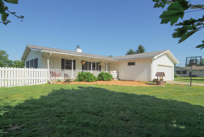 Vicksburg Single Family Home For Sale: 11600 32nd Street