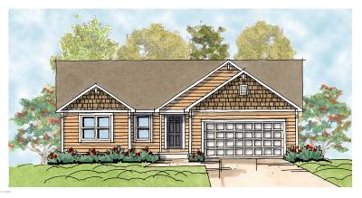 Allendale Single Family Home For Sale: 10470 Richfield Lane