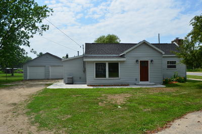 White Cloud Single Family Home For Sale: 201 S State Street