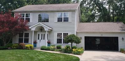 Walker Single Family Home For Sale: 2044 Deerfield Street NW