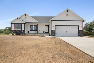 Allendale Single Family Home For Sale: 5458 Camfield Drive