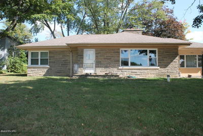Galien Single Family Home For Sale: 405 N Cleveland Avenue