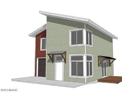 Kalamazoo Single Family Home For Sale: 224 Foresman Avenue