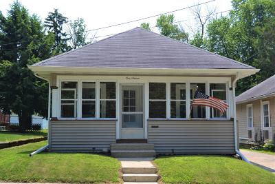 Niles Single Family Home For Sale: 116 Huron Street