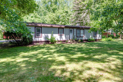 Sawyer Single Family Home For Sale: 4191 Wee Chik Road