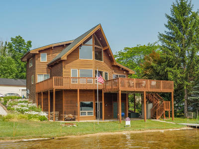 Single Family Home For Sale: 3970 Mary Road