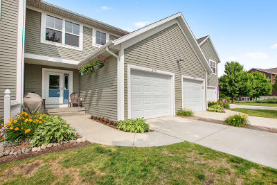 Holland, West Olive, Zeeland Condo/Townhouse For Sale: 2711 Blue Stem Drive