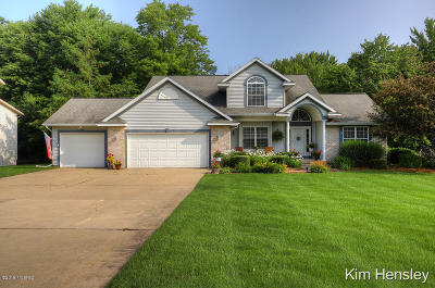 Single Family Home For Sale: 9164 Lady Lauren Drive NE