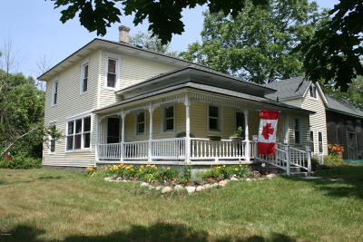 Allegan County Single Family Home For Sale: 2881 66th Street