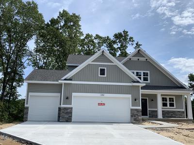 Single Family Home For Sale: 1382 Remington Drive