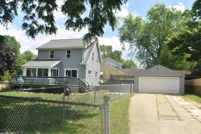 Niles Single Family Home For Sale: 1406 Sycamore Street