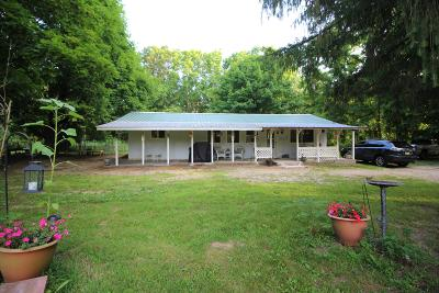 Paw Paw Single Family Home For Sale: 49531 M-40