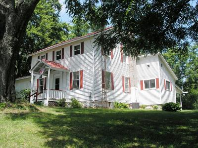 Berrien County, Branch County, Calhoun County, Cass County, Hillsdale County, Jackson County, Kalamazoo County, St. Joseph County, Van Buren County Single Family Home For Sale: 10650 Dutch Settlement Road