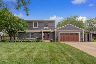 Grand Rapids Single Family Home For Sale: 2655 Berwyck Road SE