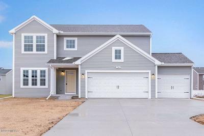 Kalamazoo Single Family Home For Sale: 7260 Hopkinton Drive