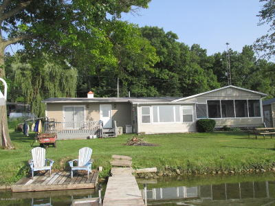 Coldwater Single Family Home For Sale: 246 Flint Haven Road