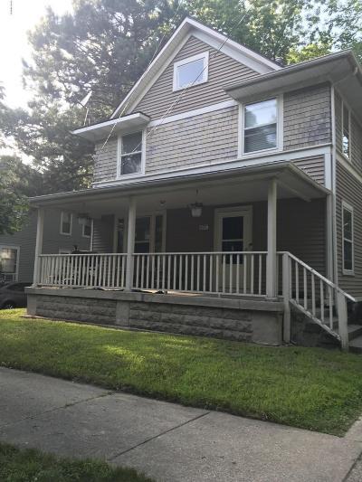 Single Family Home For Sale: 837 Thomas Street SE