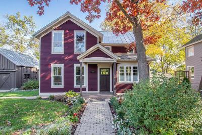 Ada Single Family Home For Sale: 7125 Bronson Street SE
