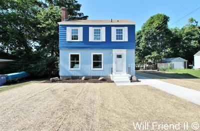 Grand Rapids Single Family Home For Sale: 1435 Ardmore Street SE