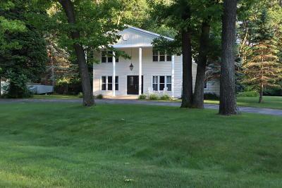 Grand Haven, Spring Lake, Ferrysburg Single Family Home For Sale: 14848 Cross Lane