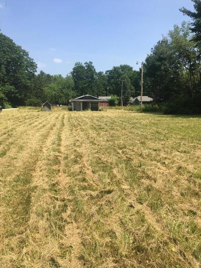 White Cloud Residential Lots & Land For Sale: 973 S Woodland