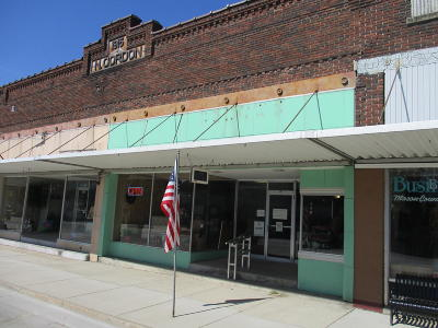 Scottville Commercial For Sale: 120 S Main Street